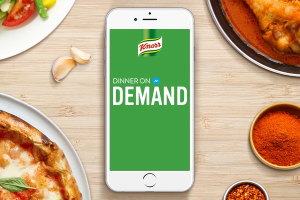 Dinner on Demand uses AI to offer  you culinary inspiration