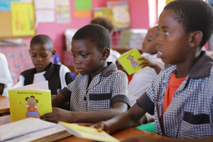 Woolworths and MySchool raise over R400 000 for Shine Literacy