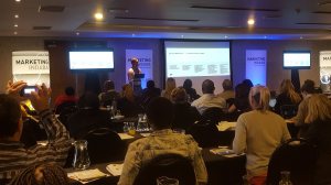 Learning continues with day two of Marketing Indaba