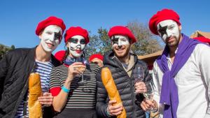 DStv partners with the <i>Franschhoek Bastille Festival</i>