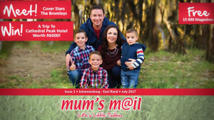 <i>Mum's Mail</i> launches its new Johannesburg edition