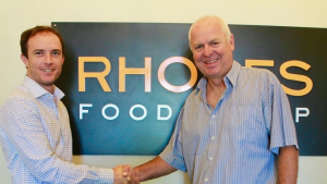 BOS partners with Rhodes Food Group
