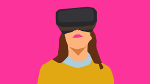 Infographic: What's the difference between VR and AR?