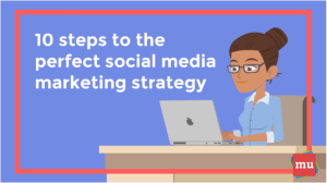 VIDEO: 10 steps to the perfect social media marketing strategy