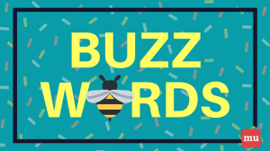 20 Buzzwords every marketer should know