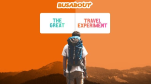 Busabout launches 'The Great Travel Experiment'