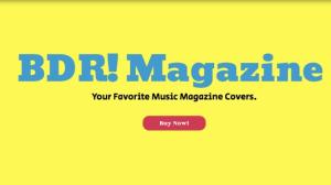 <i>Bon Dejeuner! Radio</i> announces the launch of <i>BDR Magazine</i>