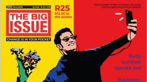 <i>The Big Issue</i> celebrates young South Africans