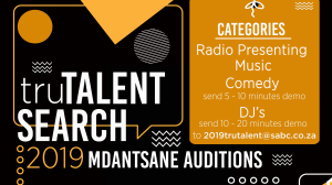 <i>trufm</i> launches its 'truTalent' search for 2019