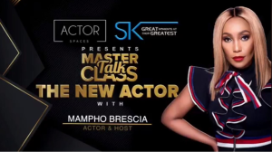 <i>Actor Spaces</i> presents its third annual masterclass with Ster Kinekor