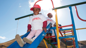 The Shoprite group works to prevent childhood stunting