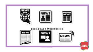 Three reasons why you should consider broadcast media monitoring