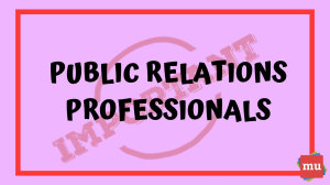 Four reasons why PR is vital for your brand