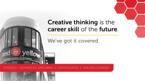Red & Yellow presents its Digital Marketing Employed Online Learnership