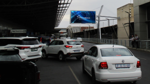 Primedia Outdoor reveals its new digital billboard at O.R Tambo