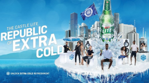 Castle Light launches its Republic of Extra Cold '#SomewhereInTheAtlantic'
