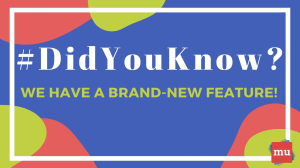 #DidYouKnow? <i>media update</i> has a brand-new feature!