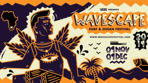 <i>Wavescape Surf and Ocean Festival</i> partners with UK conservation initiative
