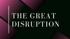 The great disruption: a look at Google and Facebook