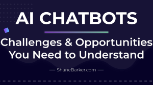 AI chatbots: challenges and opportunities