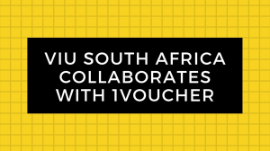 Viu South Africa collaborates with 1voucher