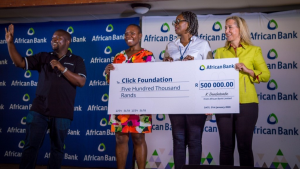 African Bank partners with forgood