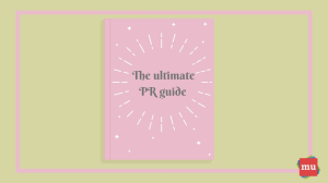 The ultimate PR guide to working from home