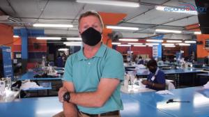 SA signage company 'expands' into manufacturing face masks