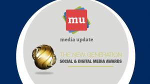 <i>media update</i> joins as the official partner of the 2020 <i>New Gen Awards</I>
