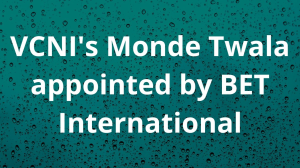 VCNI's Monde Twala appointed by BET International