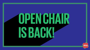 Open Chair creates space for women at the boardroom table
