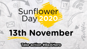 The Sunflower Fund announces new date for 'Sunflower Day' campaign