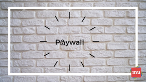 What paywalls mean for the PR industry