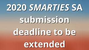 2020 <i>SMARTIES</i> SA submission deadline to be extended