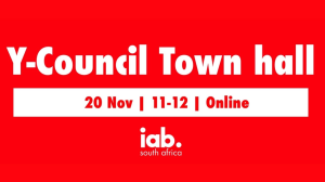 IAB SA calls for registrations for Youth Action Council Virtual Town Hall