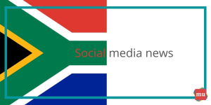 A dose of social media news from South Africa