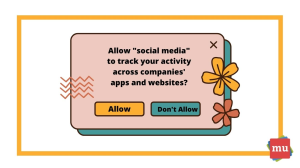 Why you should let social media track your online activity