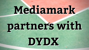 Mediamark partners with DYDX