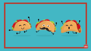 Snackable content — give 'em something to taco 'bout
