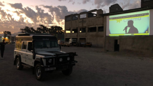 Tractor Outdoor partners with Sunshine Cinema