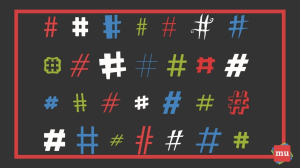 Seven trending hashtags about COVID-19 [Infographic]