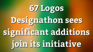 67 Logos Designathon sees significant additions join its initiative