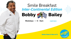<i>Smile 90.4FM</i> launches the first inter-continental breakfast show