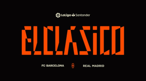 Laliga presents new EIClasico brand identity
