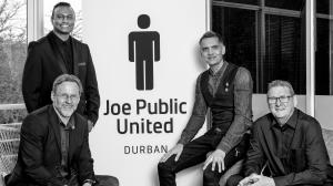 Joe Public United acquires Joe Public United Durban
