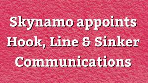 Skynamo appoints Hook, Line & Sinker Communications