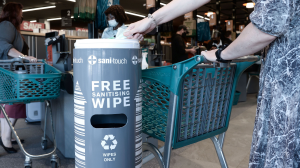 Shoprite Group begins recycling sanitising wipes