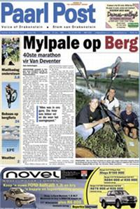 News Article Image for 'Paarl Post (Monitored)'