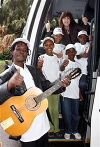 TBWA\Group\Durban sends Room 13 kids on an adventure