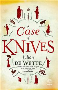 News Article Image for 'Clever social commentary in <i>A Case of Knives</i>'